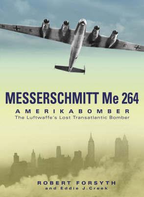 Messerschmitt Me264 by R. Forsyth