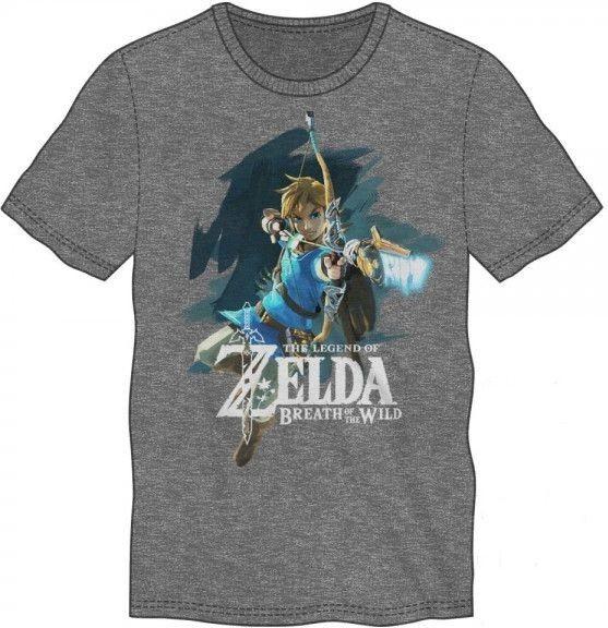 Zelda Breath Of The Wild T Shirt Medium Images At
