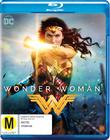 Wonder Woman (2017) on Blu-ray