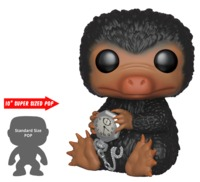 "Harry Potter: Niffler - 10"" Super Sized Pop! Vinyl Figure"