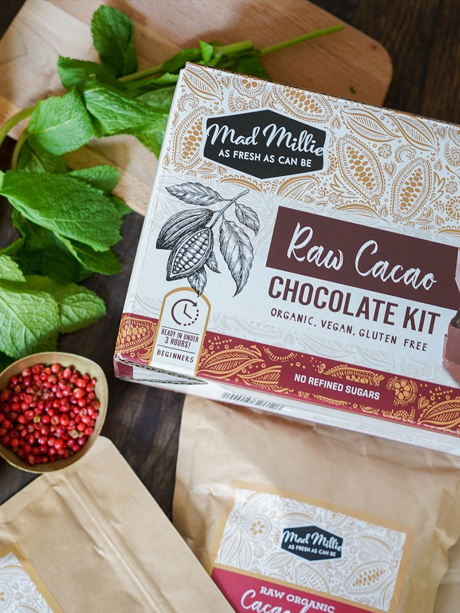 Mad Millie Raw Cacao Chocolate Kit image