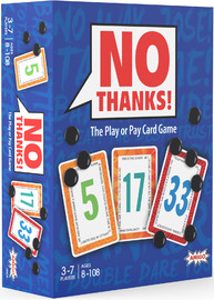 No Thanks - Card Game