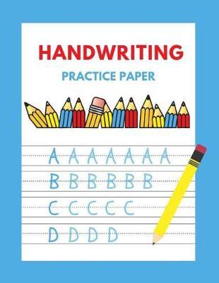 Handwriting Practice Paper by Primary School Publications