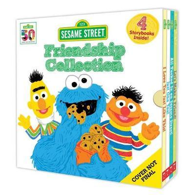 Sesame Street: Friendship Collection Boxed Set (4 Storybooks) image