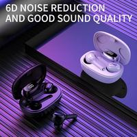Bluetooth 5.0 Sports Wireless Headphones - White