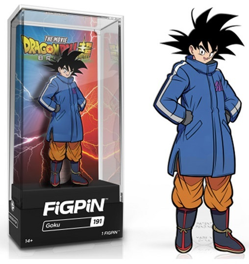 Dragon Ball Super Movie: Goku (#191) - Collectors FIGPiN