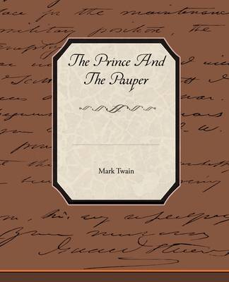 The Prince and the Pauper by Mark Twain ) image