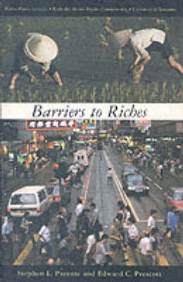 Barriers to Riches by Stephen L Parente image