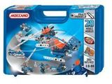 Meccano Multi Models: 20 Model Set with carry case