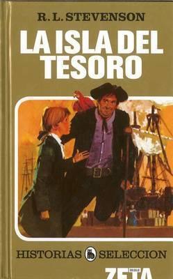 La Isla del Tesoro by Robert L Stevenson