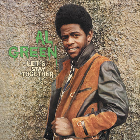 Let's Stay Together (LP) by Al Green