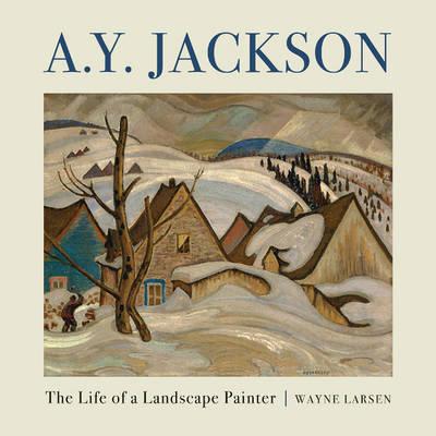 A.Y. Jackson by Wayne Larsen image