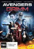 Avengers Grimm on DVD