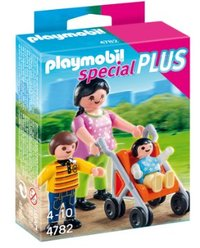 Playmobil: Special Plus - Mother with Children (4782)
