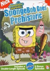 Spongebob Square Pants: Spongebob Goes Prehistoric on DVD