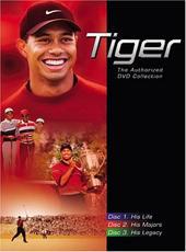 Tiger Woods (3 Disc Box Set) on DVD