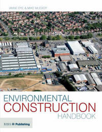 Environmental Construction Handbook by Mike McEvoy image