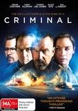 Criminal on DVD