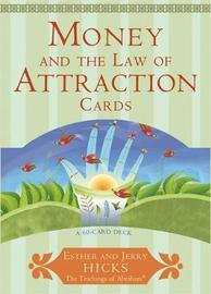 Money and the Law of Attraction Card Deck by Esther Hicks