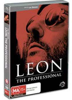 Leon: The Professional (Directors Suite) on DVD image