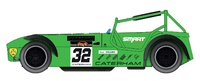 Scalextric: Caterham Superlight #32 Wiggan - Slot Car