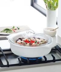 Maxwell & Williams Vitromax Round Casserole Dish (2.5L)