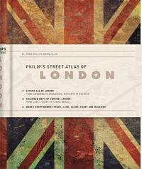 Philip's Gift Edition Street Atlas London - new hardback edition for 2018 image