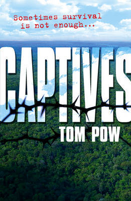 Captives by Tom Pow image