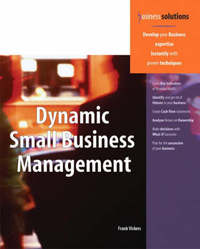 Dynamic Small Business Management by Frank Vickers