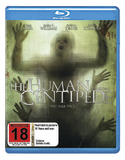 The Human Centipede on Blu-ray