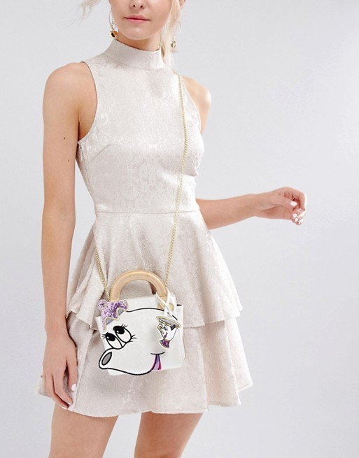 2f24d7e9e Disney by Danielle Nicole Mrs.Potts & Chip Crossbody | Women's | at ...
