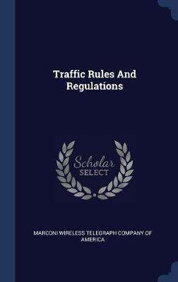 Traffic Rules and Regulations