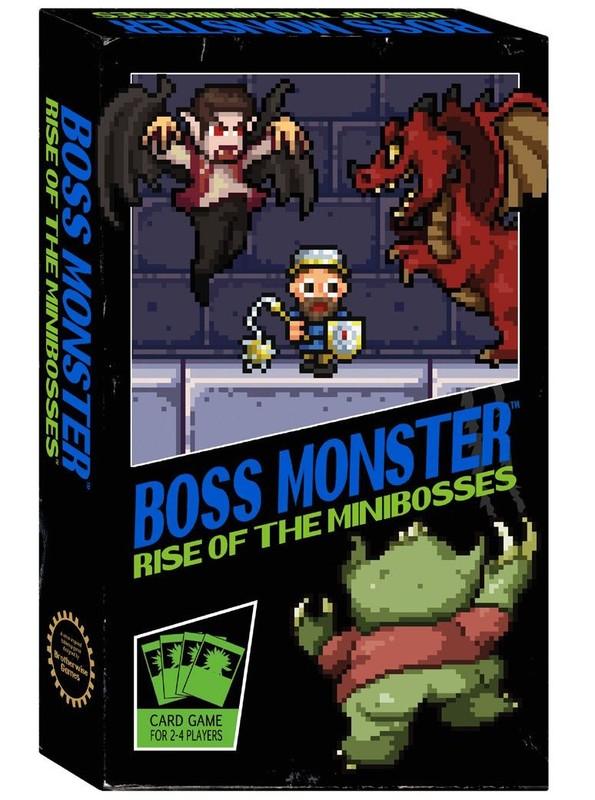 Boss Monster: Rise of the Minibosses - Expansion Set