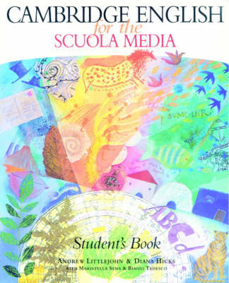Cambridge English for the Scuola Media Student's book by Andrew Littlejohn image