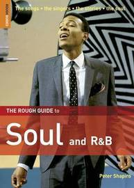 The Rough Guide to Soul and R&B by Peter Shapiro image