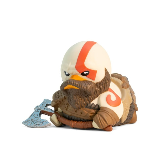 "Tubbz: God Of War - 3"" Cosplay Duck (Kratos)"