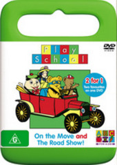 Play School - On The Move And The Road Show! on DVD