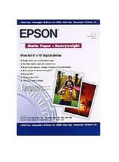 Epson S041263 A3+ Matte Heavyweight Paper 50 Sheets