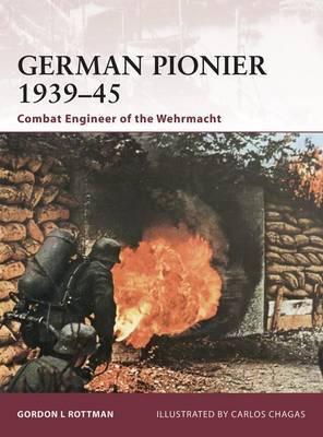 German Pionier 1939-45 by Gordon L. Rottman image
