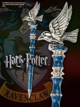 Harry Potter Hogwarts Ravenclaw House Pen Replica image