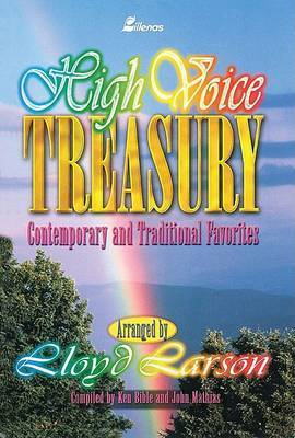 High Voice Treasury: Contemporary and Traditional Favorites