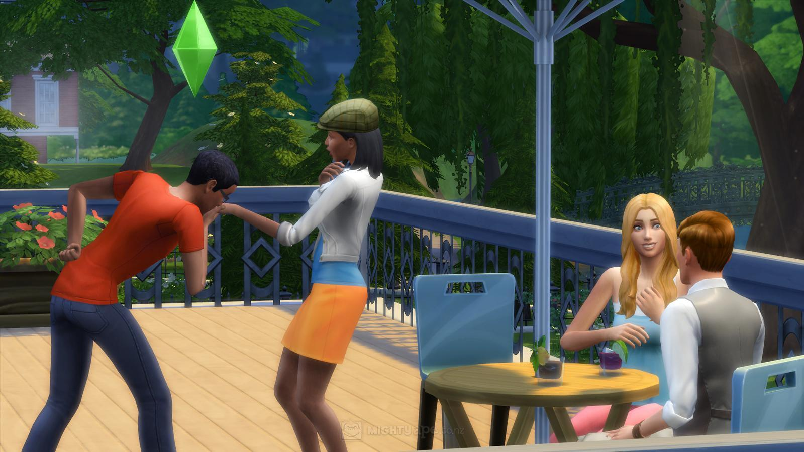The Sims 4 for PC Games image