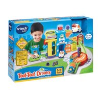 VTech Toot-Toot Drivers Police Station