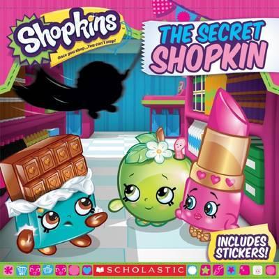 Shopkins: The Secret Shopkin by Meredith Rusu