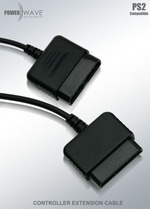 Powerwave Controller Extension for PlayStation 2