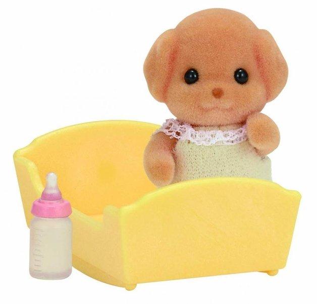 Sylvanian Families: Poodle Baby Milo