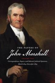 The Papers of John Marshall image