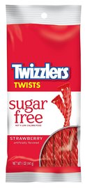 Twizzlers Sugar Free Strawberry Twists (142g)