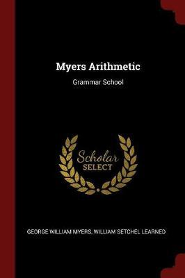Myers Arithmetic by George William Myers image