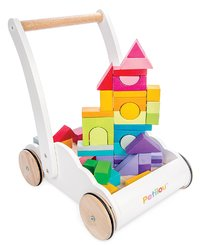 Le Toy Van: Petilou - Rainbow Cloud Walker